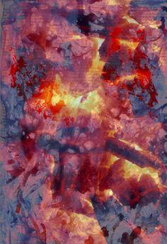 """Espiritualidad Contemporánea:                              """"la cáscara vacía no es un fruto"""" collage de José Vega poema de Moni Indiveri de Vega"""