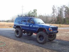 lifted cherokee jeep - Google Search