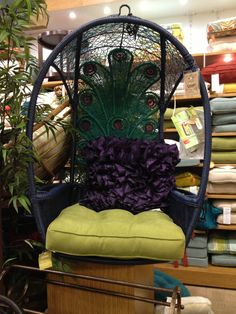 Beau Love This Pier 1 Import Swing Chair!❤