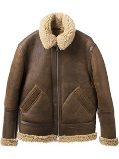 aa05b4001d3037 Image result for acne brown leather jacket