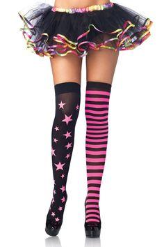 """Star"" Pitkät sukat"