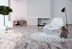 Minden, amit a laminált padlóról tudni akartál… – Hubert Classen Laminat, White Laminate Flooring, Kitchen Units, Bedroom Flooring, How To Distress Wood, Floor Design, White Oak, Master Bedroom, Living Room