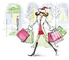 Christmas+Shoppers - Buscar con Google