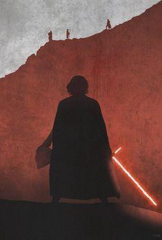 Made a Last Jedi poster : StarWars