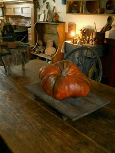 :-), This pumpkin has a personality all of its own.