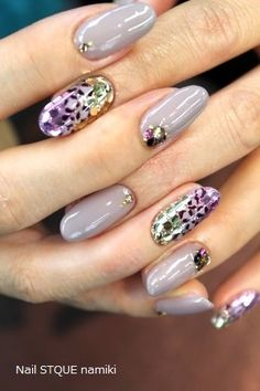 Leopard Nailの画像 | 広島のネイルサロンNailSTQUE ShimaのBlog