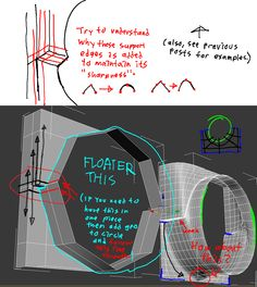 FAQ: How u model dem shapes? Hands-on mini-tuts for mechanical sub-d AKA ADD MORE GEO - Page 80 - Polycount Forum