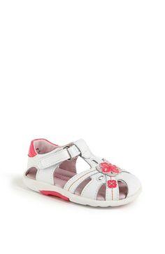 Stride Rite 'Hazel' Sandal (Baby, Walker & Toddler) available at #Nordstrom