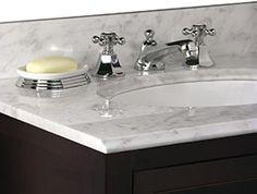 Carrara White Vanity Top