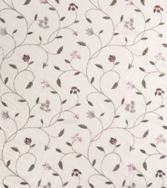 Home Decor Print Fabric-SMC Designs Boulder Wisteria