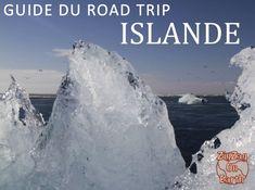 Cover Guide Road Trip Islande - Guide voyage