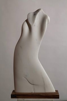 """""""Silhouette II"""" marble sculpture by Giancarlo Franco Tramontin"""
