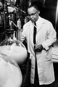 Percy L. Julian - Happy 115th Birthday!