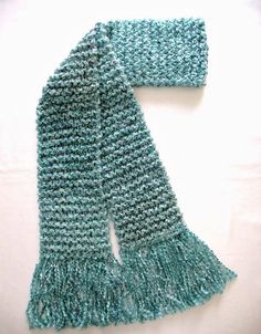 Aqua Teal Scarf Chunky Long Hand Knit Scarf Women Teen Girl by SticksNStonesGifts https://www.etsy.com/listing/62938383/