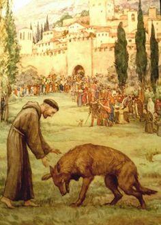 Franciscan Christians: 3 - Life
