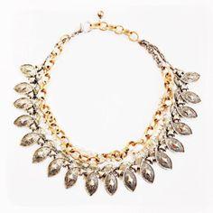 Honey Rose & K featured on Accessories Magaizne.com Trend Finder: Statement Necklaces!