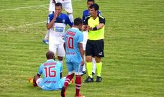 Portal Esporte São José do Sabugi: Um ano depois: Auxiliar marcado por gol não dado v...