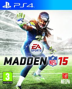 """The best in the game!"" Madden NFL 15 (PS4)"