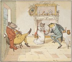 Beatrix Potter: The Art of Illustration - Victoria and Albert Museum