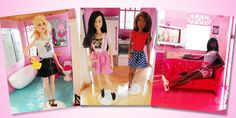 For the First Time Ever, Barbie Will Have Feet That Can Wear Flats - GoodHousekeeping.com