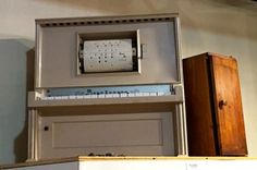 Vintage Miniature Electric Player Piano