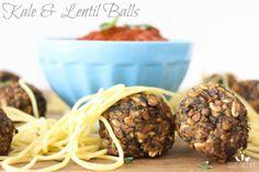 Kale and Lentil balls | www.veggiesdontbite.com | #vegan #plantbased #glutenfree
