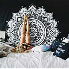 Cheap tapestry wall, Buy Quality tapestry wall hanging directly from China hanging wall tapestries Suppliers: New Printed Lotus Tapestry Bohemia Mandala Tapestry Wall Hanging For Wall Decoration Hippie Tapestry Beach Mat Yoga Mat Tapestry Beach, Mandala Tapestry, Tapestry Wall Hanging, Wall Hangings, Mandala Blanket, Mandala Throw, Psychedelic Tapestry, Hanging Art, Dorms Decor