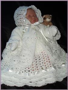 baby layette crochet patterns | Free crochet baby patterns, free baby pattern, baby boties