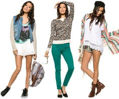 Get these cute looks all available @SWELL right now!!