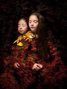 Cooper & Gorfer / Girls in Red Berries, 2017
