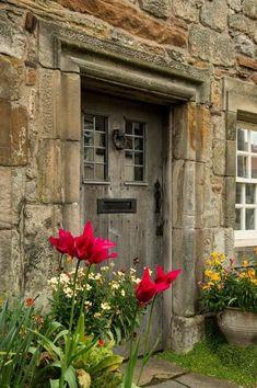 Cool Doors, Unique Doors, Door Knockers, Door Knobs, Rustic Doors, Garden Gates, Balcony Garden, Closed Doors, Doorway
