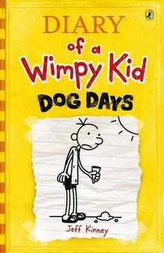 Diary of a Wimpy Kid Book 4: Dog Days