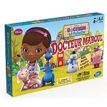 Hasbro - Docteur Maboul - Doc la Peluche