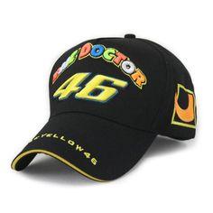 New Vr46 Snapback Hats Moto gp Swag Rossi 46 Motorcycle Baseball Caps  Racing Cap Men Outdoor 0614f3ec1c99