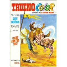 Bruguera. Trueno color. 148.