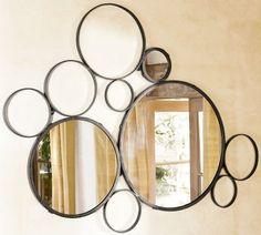 Interior Design Mirrors - http://www.kitchen-tips.in/interior-design-mirrors/