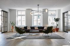Fjord office in Helsinki - decorated by Joanna Laajisto | Residence