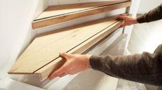 Met een traprenovatieset van CanDo geeft u uw trap een nieuwe en trendy aanblik. Bekijk in dit stappenplan van GAMMA hoe u dit aanpakt, uw trap renoveren.