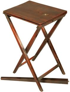 Dealers in military campaign furniture & antiques - Christopher Clarke Antiques Regency Furniture, Furniture Decor, Campaign Furniture, Camping Table, Drinks Cabinet, Out Of Africa, Drafting Desk, Old And New, Architecture Design