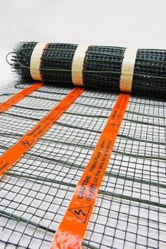 RS Electrical Supplies UK are a wholesale supplier of underfloor electric heating heat mat sqm Free delivery on orders over Bath Trends, Bathroom Trends, Bathroom Ideas, General Construction, Home Building Design, Radiant Floor, Electrical Supplies, Radiant Heat, Underfloor Heating