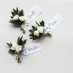 How to Choose Winter Boutonniere 60 Ideas wedding flowers Cheap Wedding Flowers, Winter Wedding Flowers, Wedding Table Flowers, Wedding Flower Arrangements, Flower Centerpieces, Flower Bouquet Wedding, Flowers Decoration, Fall Wedding, Winter Boutonniere