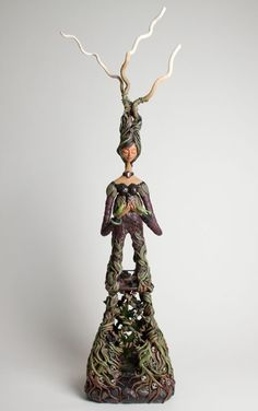 christine k. harris   Interconnections, Christine K. Harris, Mixed Media Sculpture