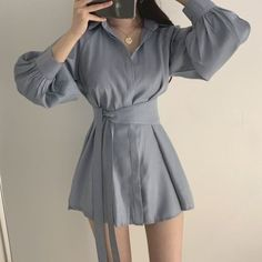 Korean Fashion Dress, Kpop Fashion Outfits, Ulzzang Fashion, Edgy Outfits, Korean Outfits, Cute Casual Outfits, Asian Fashion, Pretty Outfits, Fashion Dresses