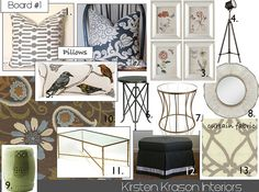 love this lots too...Living Room Design Board by kirstensue2, via Flickr