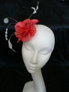 fascinator. To see the source оf this item click on the picture. Please also visit my Etsy shop LarisaBоutique: https://www.etsy.com/shop/LarisaBoutique Thanks!