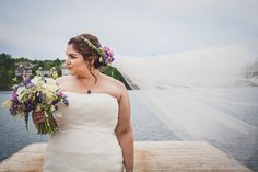 23 Stunning Curvy Brides Who've Totally Got This Wedding Thing Down
