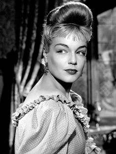 Simone Signoret (Marie 'Casque d'Or') I Casque d'or (1952), Jacques Becker