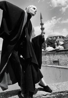 Istanbul, Julia Nobis