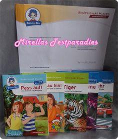 Wir bekamen die Chance die Kinderbücher von Benny Blu von der Firma Kinderleicht Wissen zu testen, dies ist ein Schwesterverlag von Kuffer Marketing.