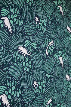 Linnéa Teljas-Puranen #illustration #pattern